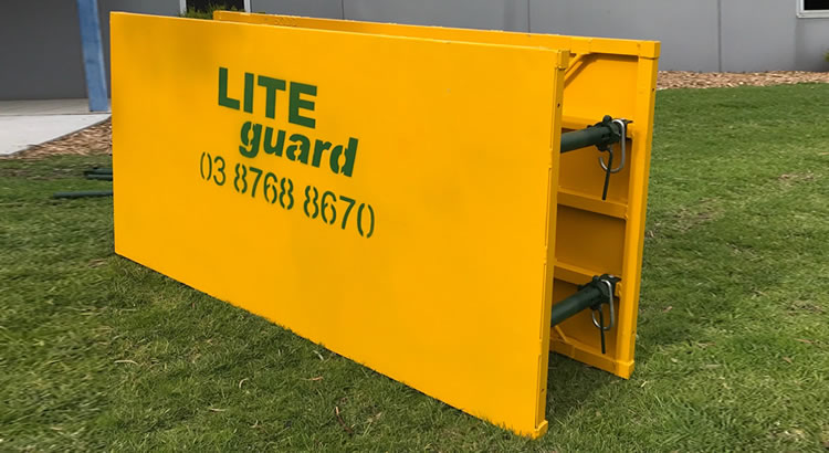 LITEguard Standard Trench Shield