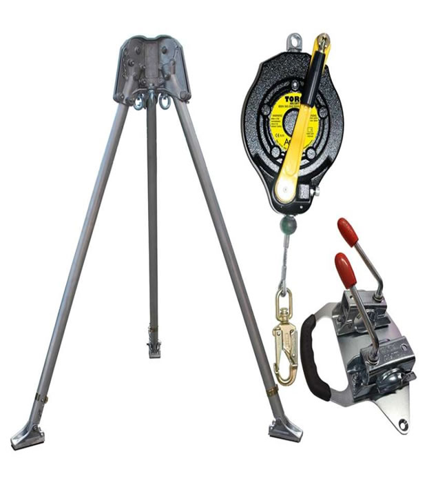 Safety CST1KIT Confined Space Tripod